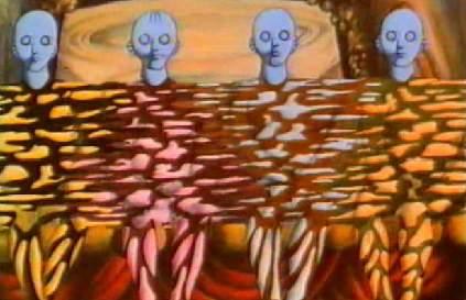 Films d'animation Rituel